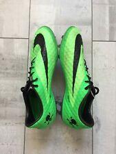 Nike Hypervenom Phantom FG 599843-303 Green Size US 7 UK 6 EUR 40 Cleats Neymar