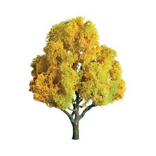 "JTT SCENERY 96046 PROFESSIONAL SERIES 4"" EARLY-FALL DECIDUOUS TREE 2/PK O-SCALE"