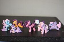 My Little Pony Mini Figure MLP Ponyville Lot