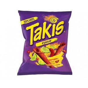 Takis Fuego 24 x 55g bags