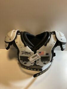 Mike Hilton Game Used Shoulder Pads  PITTSBURGH STEELERS M Player Worn #28