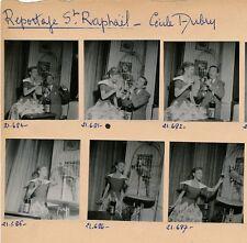 Cécile AUBRY 1953 - Pub St Raphaël - Pl 24