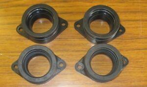 Fits Suzuki GS750 77-79 carb to head inlet rubbers, set 4, genuine suzuki parts.