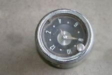 1953 1954 Chevrolet Sedan Pickup Clock Dash GM Chevy 53 54 55.1 Hot Rat Rod