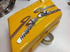 OEM Harley Vintage V-Logo Gas Fuel Tank Emblems Mount Plate Touring Softail Dyna