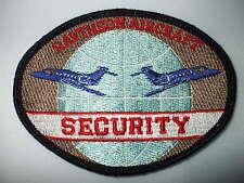 Raytheon Aircraft Security Shoulder Patch Beech Wichita Beechcraft ICT