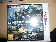 jeu ds3 ghost recon  12 ans