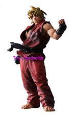 Bandai Super Modeling Soul Street Fighter IV 4 Collection Figure KEN