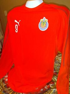 Chivas mexico jersey
