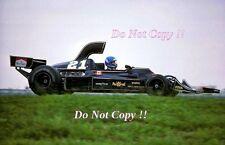 Renzo Zorzi Wolf-Williams FW04 Brazilian Grand Prix 1976 Photograph