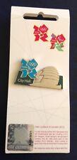 London 2012 Olympics Limited Edition Enamel Pin Badge - City Hall