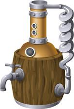 Weingeist Primasprit Ethanol Trinkalkohol Alkohol 96 % Vol 5 Ltr.