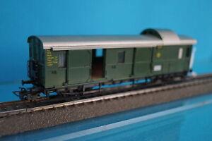 Marklin 4102 DRG Personenzug Bagage Car Green Version 1