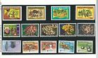 1982 PNG Annual Stamp Pack All stamps shown & Complete MUH/MNH as Purchased
