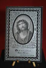 Image mortuaire Faire part de décès Abbé JOSEPH STILMANT (+ VINCENT) 1878 Lobbes