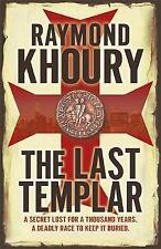 The Last Templar by Raymond Khoury (Paperback) New Book