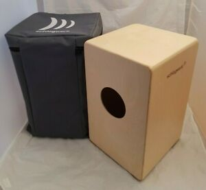 Schlagwek CP101 X-One Nature Snare Cajon Drum Instrument, comes with Carry Bag
