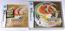 "NINTENDO DS SPIEL "" POKEMON HEART GOLD HEARTGOLD "" KOMPLETT DEUTSCH OVP"