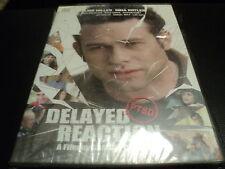 "RARE! DVD NEUF ""DELAYED REACTION"" film Hebreu de Samuel CALDERON"