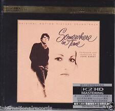"""""""Somewhere in Time"""" OST John Barry Japan K2HD CD 100KHz/24bit Audiophile CD New"""