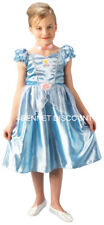 DISNEY CINDERELLA CLASSIC COSTUME FANCY DRESS HALLOWEEN LARGE 7-8  FREE UK P+P