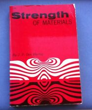 Strength of materials. Vintage 1961 Paperback Dover Inc