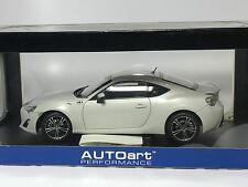 1/18 AUTOart TOYOTA GT86 Asian VERSION LHD White 78773