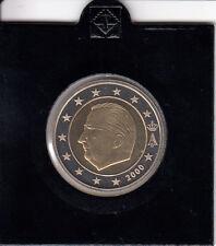 Belgio 2 euro 2000 Moneta Da Corso in speculari/PP EDIZIONE 15.000 - rarità