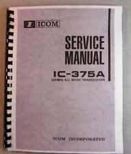 Premium Card Stock Covers /& 28 LB Paper! Icom IC-761 Service Manual