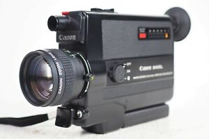 {Exc+++++} CANON 310XL Super 8 8mm Movie Film Camera From Japan 1070