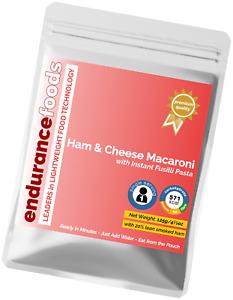 Outdoor & Emergency Use: Dehydrated Meal - Ham & Cheese Macaroni - DofE etc.