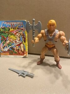 Musclor/ He Man Made In France Motu Master of The Universe Les Maitres Univers