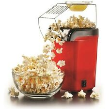 J-JATI Air Pop Popcorn Maker, Makes 12 Cups of Popcorn, Includes Measuring Cup