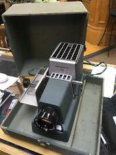 Vintage ARGUS 300 Slide Projector in Case
