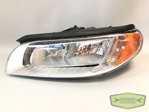 Volvo S80 XC70 V70 2007 2008 2009 2010 2011 2012 2013 LH Left Halogen Headlight