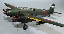 Built Tamiya 1/48 Scale Nakajima Night Fighter Gekko Type 11 Early Production