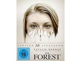 THE FOREST Blu ray Steelbook ( NEW ) REG B
