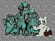 Ghost Mickey & Hitchhiking Ghosts DSF Pin - Halloween 2007 - DISNEY Pin LE 300