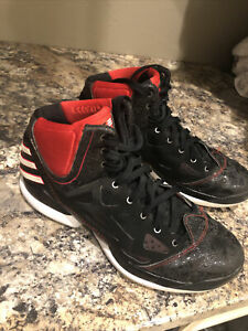 Adidas D Rose 2.5 (Size 10) Black/Red
