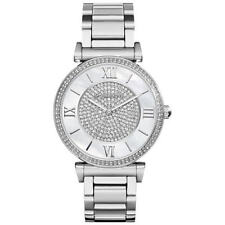 Michael Kors Silver Strap Wristwatches