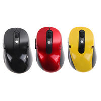 1600dpi 2.4G Optical Wireless Mouse USB Receiver for Desktop Laptop PC Notebook