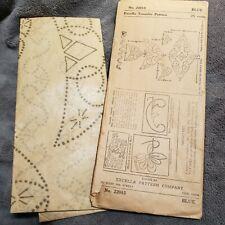Vintage Excella Mail Order Transfer Pattern 22015