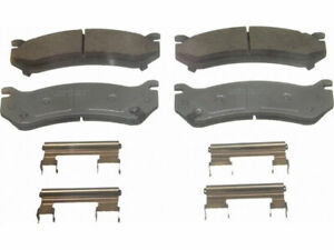 For 2000-2008 GMC Yukon XL 1500 Brake Pad Set Front Wagner 18594ZD 2003 2006