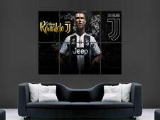 RONALDO POSTER JUVENTUS FOOTBALL CLUB ITALY SOCCER IMAGE  PRINT