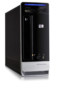 HP SLIMLINE PC ATHLON 64 X2 3800+ 2.0GHz 2-Core 4GB RAM 128GB SSD WIN10 PRO WIFI