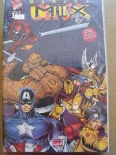 Marvel Mix n°1 1996 Capitan America Iron Man  ed. Marvel Italia   [SP14]