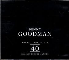 Benny Goodman ‎– The Gold Collection - 2 CDs 1997