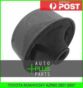 Fits TOYOTA NOAH/VOXY AZR60 2001-2007 - Rear Control Arm Bush Front Arm Wishbone