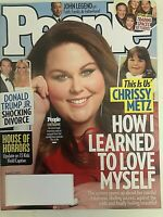 People Magazine This is Us Chrissy Metz April 2018 Donald Trump House of Horrors