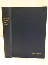 PHYSICORUM ARISTOTELIS EXPOSITIO By St. Thomas Aquinas - 1954 - Catholic, Latin
